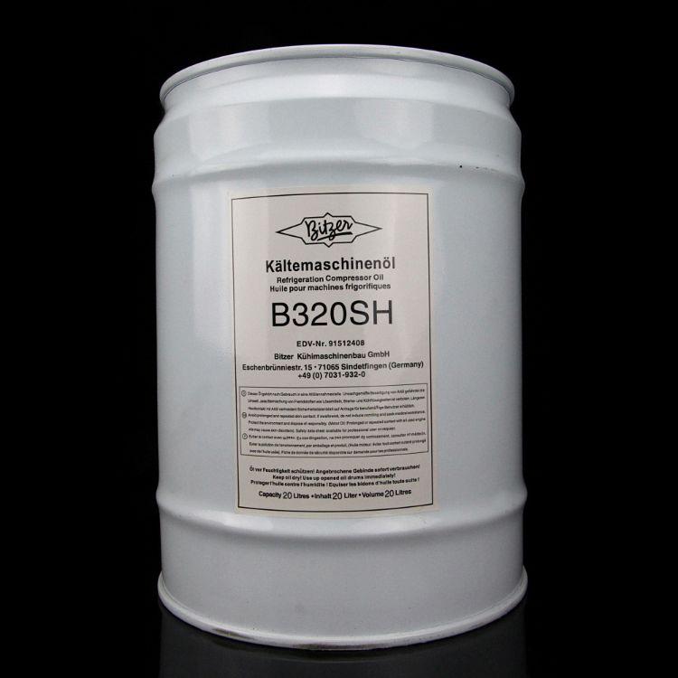 比泽尔B320SH冷冻油德国比泽尔Bitzer压缩机冷冻油B320SH(20L)