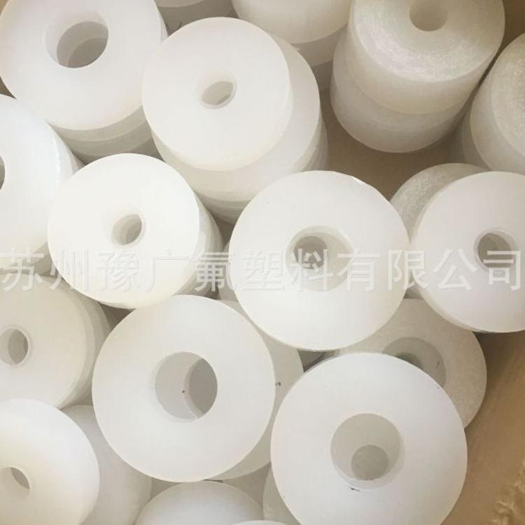 塑料原料棒材批发定做厂家直销三氟棒PCTFE聚三氟氯乙烯棒