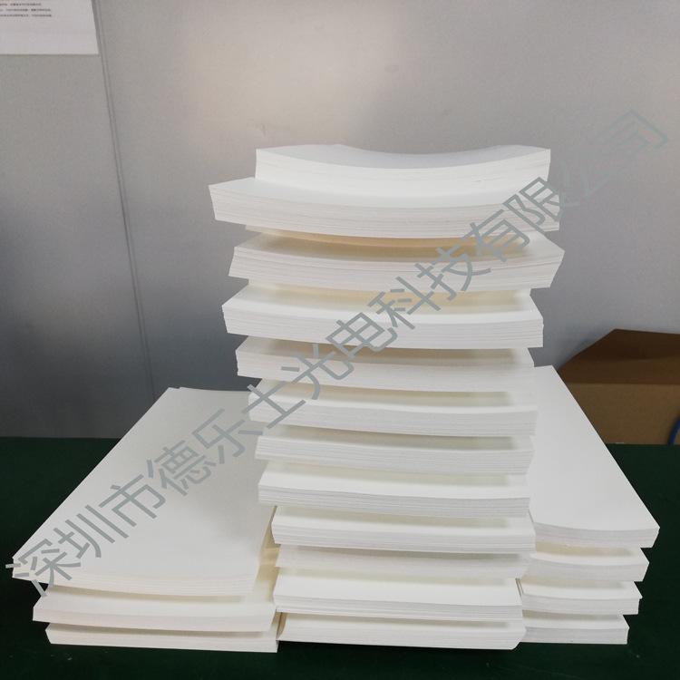 耐高温白色PET复合膜 白色PET绝缘片材 太阳能光伏组件背板电池