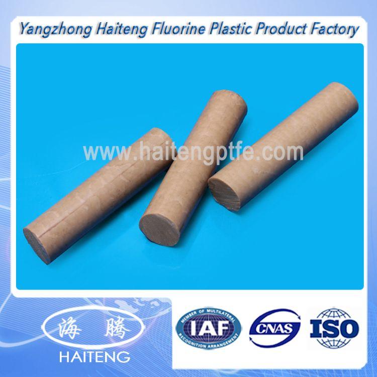 定制 聚四氟乙烯棒 聚四氟乙烯填充棒增强硬度加玻纤聚四氟乙烯棒