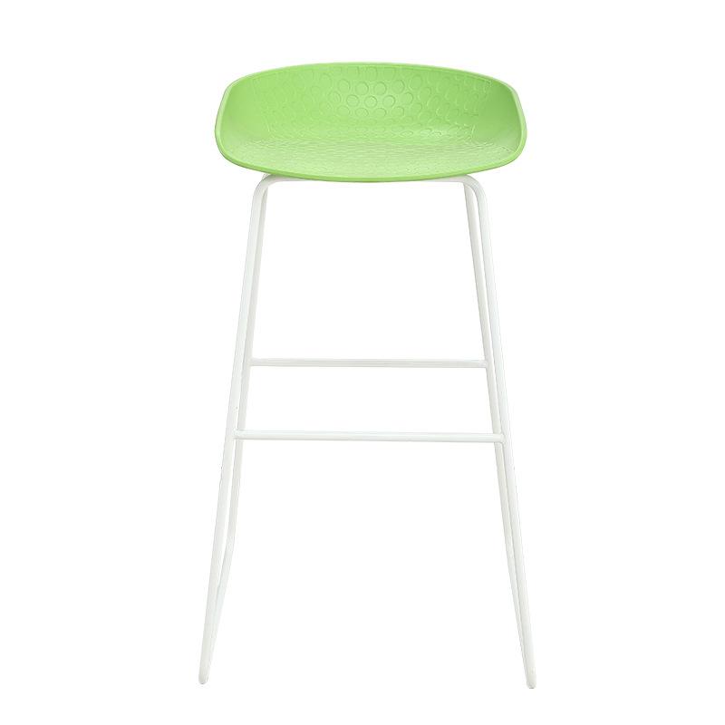厂家直销时尚简约PP培训椅带写字板办公椅椅座椅座可翻起培训椅