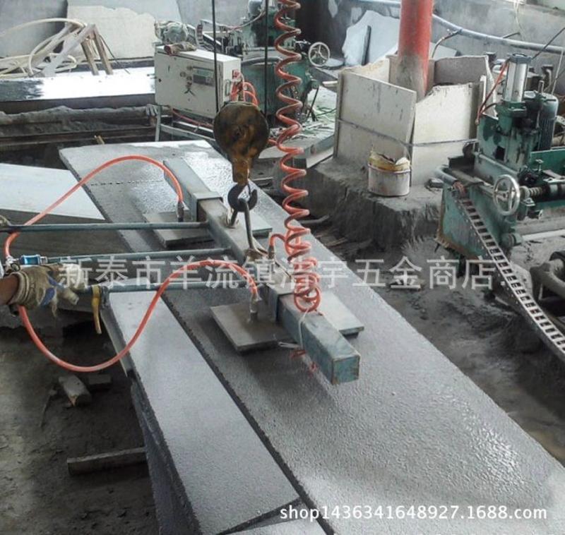 石材吸盘真空吊具厂家直销,石材板材吸吊搬运设备,铁板铝板吸盘