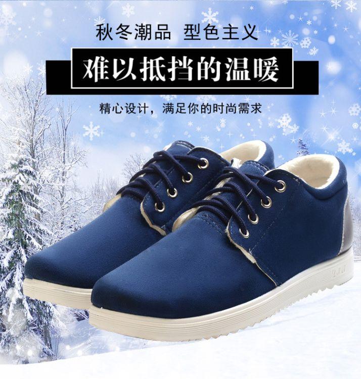 马丁靴男靴子高帮雪地男鞋秋冬季中帮短靴工装沙漠靴英伦复古百搭