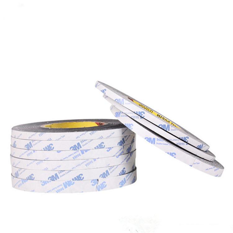 3m9448a棉纸双面胶 环保3m双面胶胶贴 超强力粘胶模切冲型