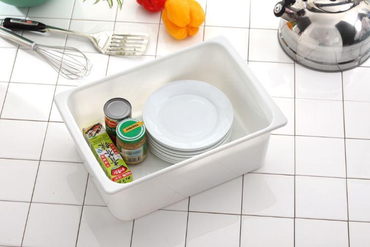 塑料收纳箱厨房收纳 创意无盖收纳盒 化妆收纳盒 可混批厂家直销