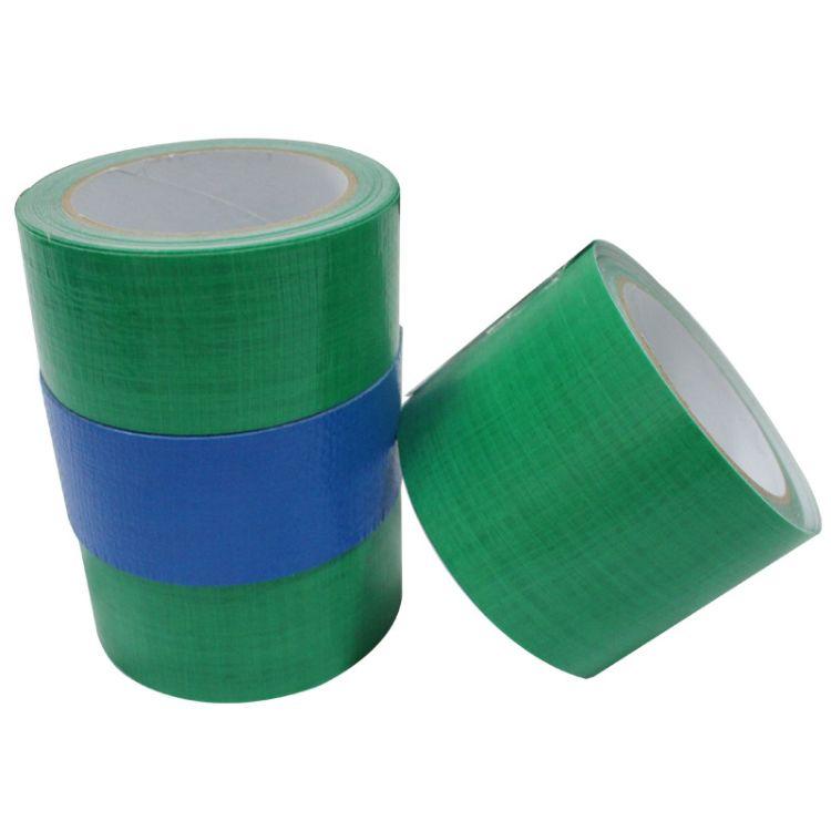 批发三代蓝色绿色篷布胶带  粘贴修补篷布贴 防水防腐篷布胶带
