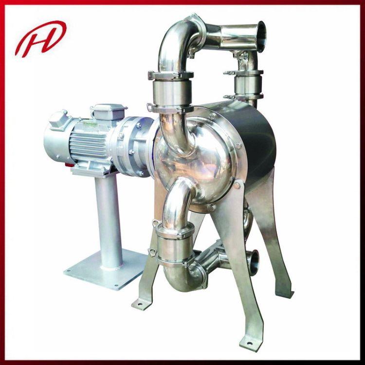 卫生食品级电动隔膜泵