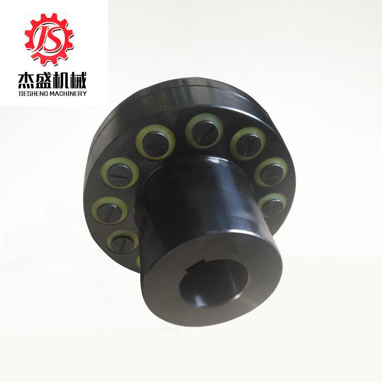 风机电机专用TL弹性柱销联轴器 弹性套注销联轴器 可来图加工定制
