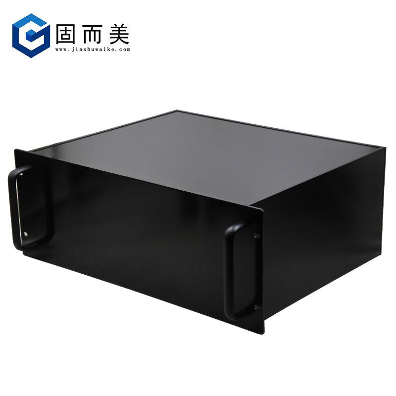 新品4u机箱外壳4u服务器机箱全铝合金外壳铝盒子标品可定制加工