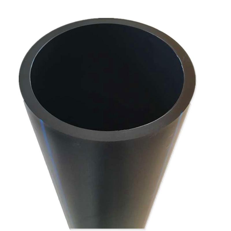 库存批发 PE水管 pe给水管 黑色盘管 环保型抗冲击河北欣腾达厂家