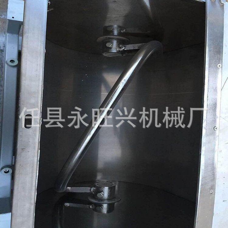 小型和面机 和面机厂家价格 河北邢台和面机不锈钢面粉搅拌机视频