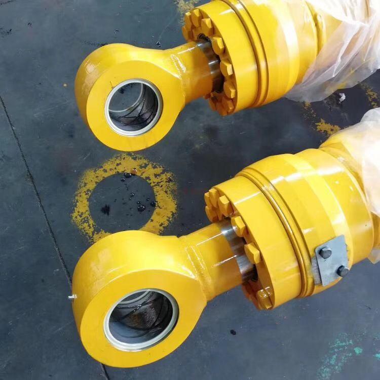 厂家直销定制手动液压油缸 小型液压油缸 机械工程用双向油缸