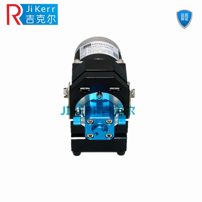 JKR-WLX100UL微量泵 计量泵 电子注液泵 陶瓷泵 灌装泵 柱塞泵 泵