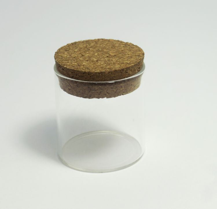 厂家直销4760玻璃瓶 高白料玻璃直筒瓶 工艺玻璃装饰品瓶可定制