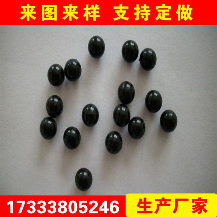 厂家专业生产 红色橡胶球 大量现货 品质保证