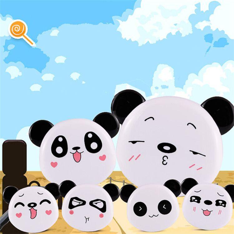 厂家直销创意卡通趴趴熊猫充电宝 可爱萌大容量10000mah移动电源