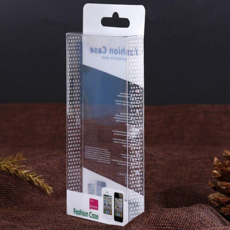 PET透明包装 时尚高档精美包装 phone包装产品 PET折盒包装厂家