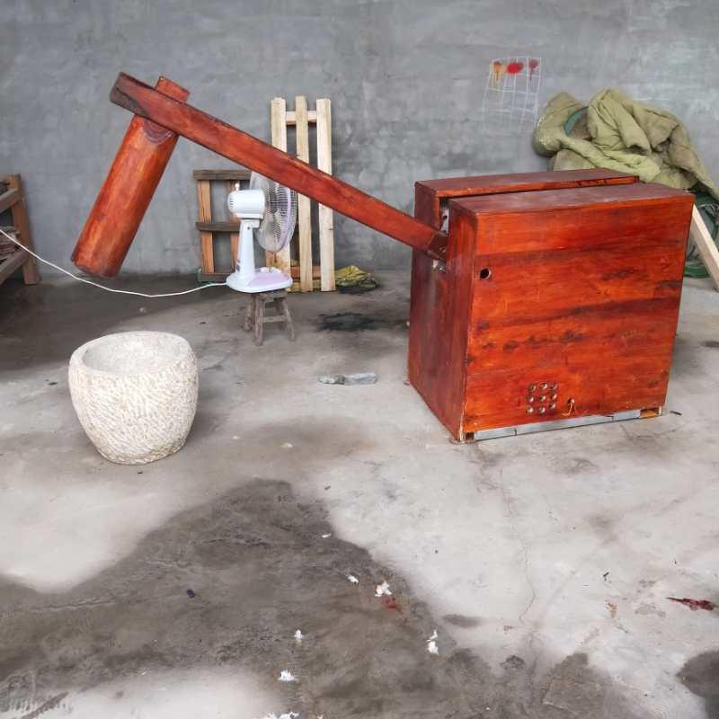 厂家直销曲阳 捣米石臼 石臼批发 捣粮食的石臼 量大从优
