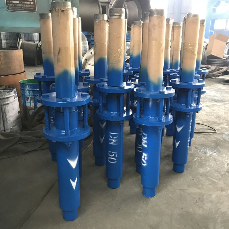 无推力套筒补偿器 直流式无推力补偿器膨胀节 焊接式套筒补偿器