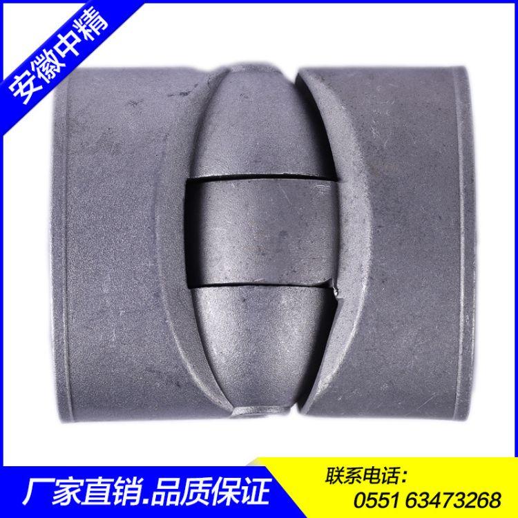 4080椭圆万向 厂家批发工地临边防护栏配件扣件楼梯扶手配件定制