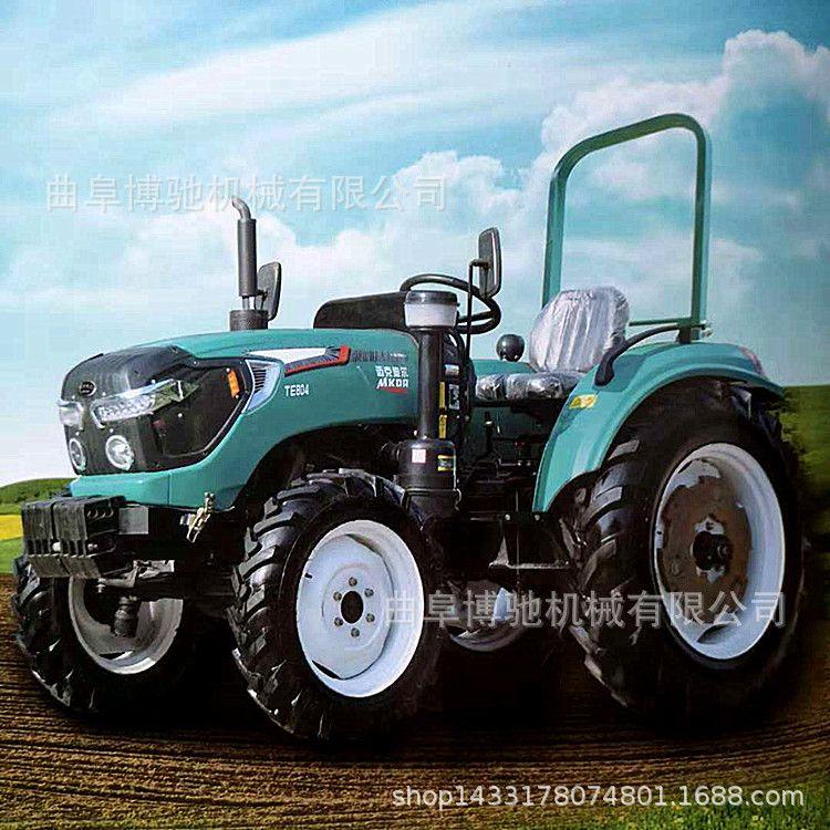 2204农用液压助力方向四轮拖拉机国补型旋耕拖拉机454四驱拖拉机