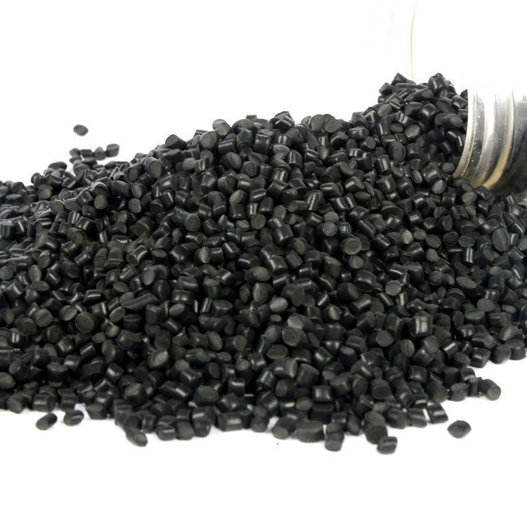 注塑颗粒 再生塑料颗粒 注塑原料颗粒 电动车把套用颗粒