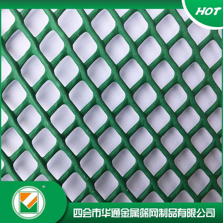 厂家生产抗老化养鸡网围墙养殖网塑料家用育雏网养殖塑料网片批发