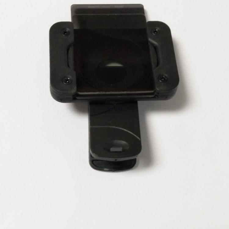 方形手机镜头滤镜支架+CPL玻璃+渐变玻璃+37mm手机夹适用所有手机
