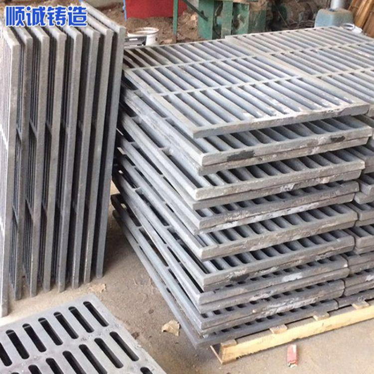 雨水篦子大型生产厂家 机制流水线生产品质有保证 铸铁雨水篦子