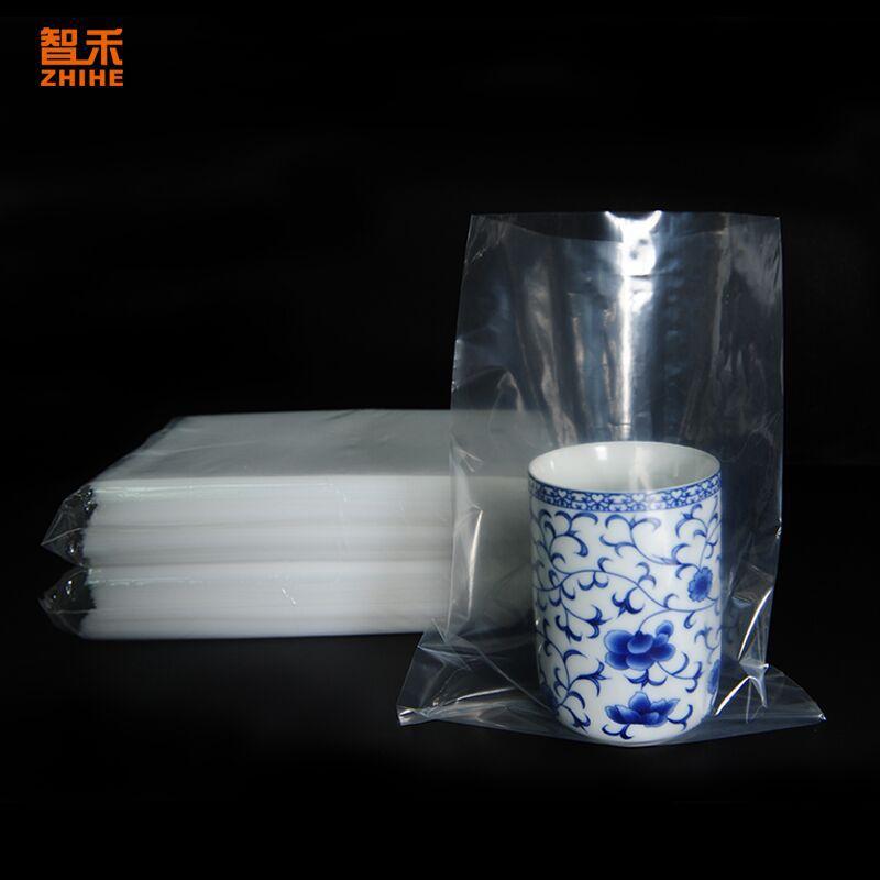 塑料包装袋包装袋透明PE自粘袋服装袋厂家直销透明袋服装袋警示语