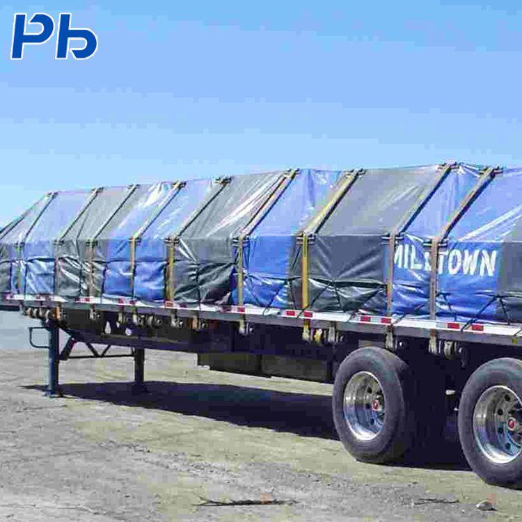 PVC防水涂塑布 卡车货车篷布 蓬布车盖布 加厚三防布卡车篷布