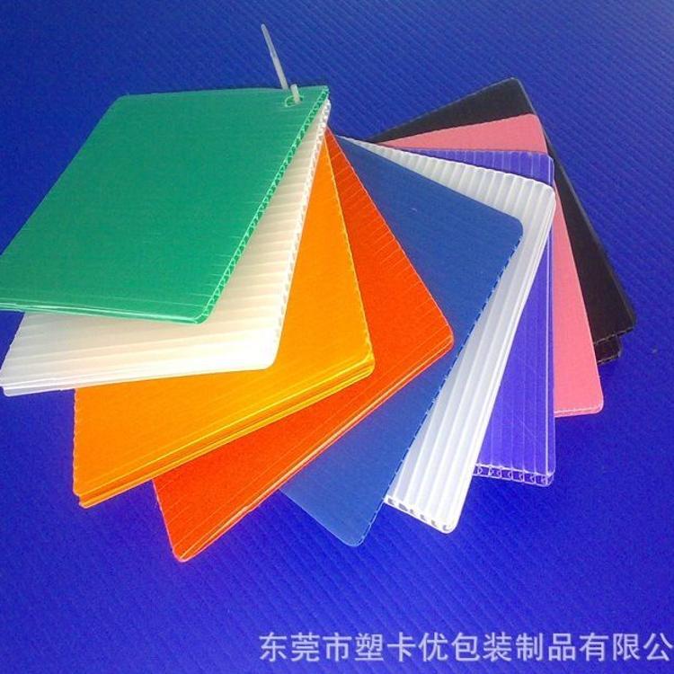 厂家专业生产中空阳光板 透明阳光板 耐压抗冲击中空板 真空板