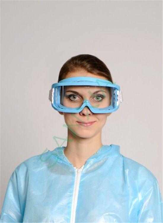 护目镜 劳保防雾防护耐高温防雾防尘劳保实验室眼罩灭菌防护目镜