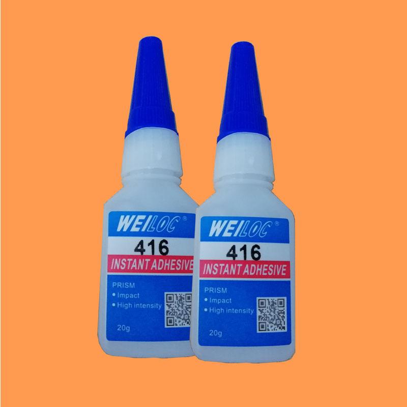 416数据线瞬间胶水 高强度低白化快干胶 耐高温亚克力胶快速粘接