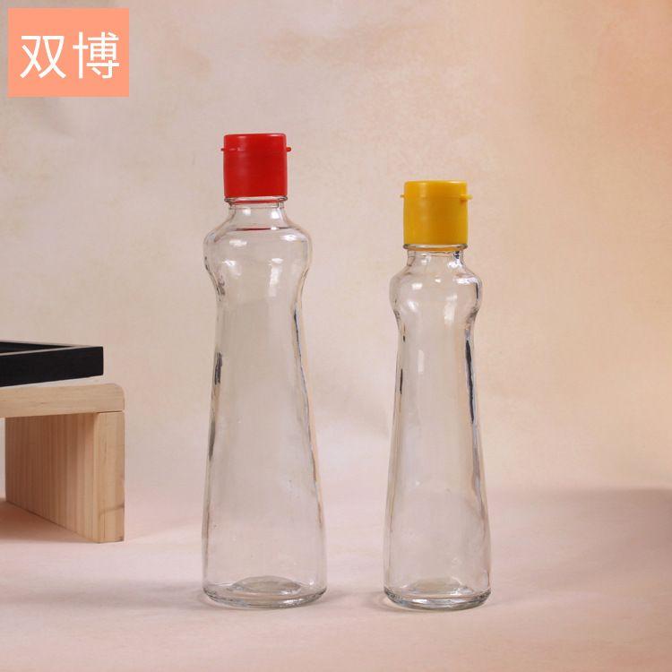 可定制食用油玻璃瓶厨房调味瓶透明玻璃油瓶香油瓶玻璃瓶厂家直销