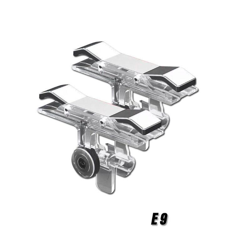 新款金属E9吃鸡神器绝地求生快捷射击按键荒野行动辅助游戏手柄