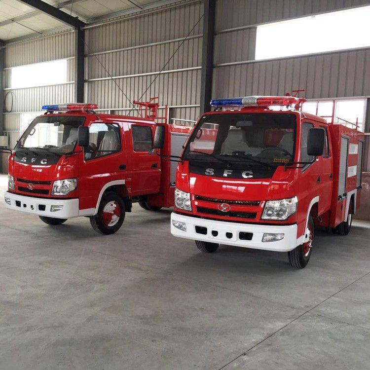 水罐消防车  厂家直销消防洒水车  正规水罐消防车价格