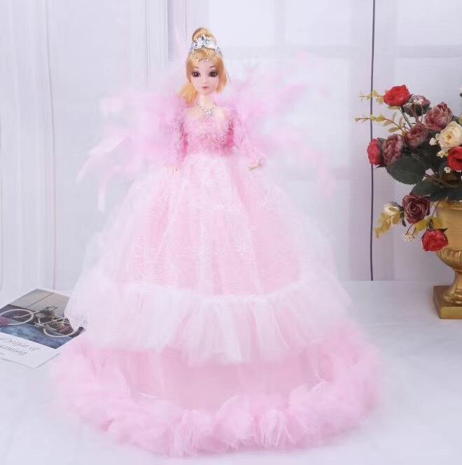 芭b娃娃公主挂件迷糊娃娃批发 洋娃娃巴比娃娃新款女童玩具礼物