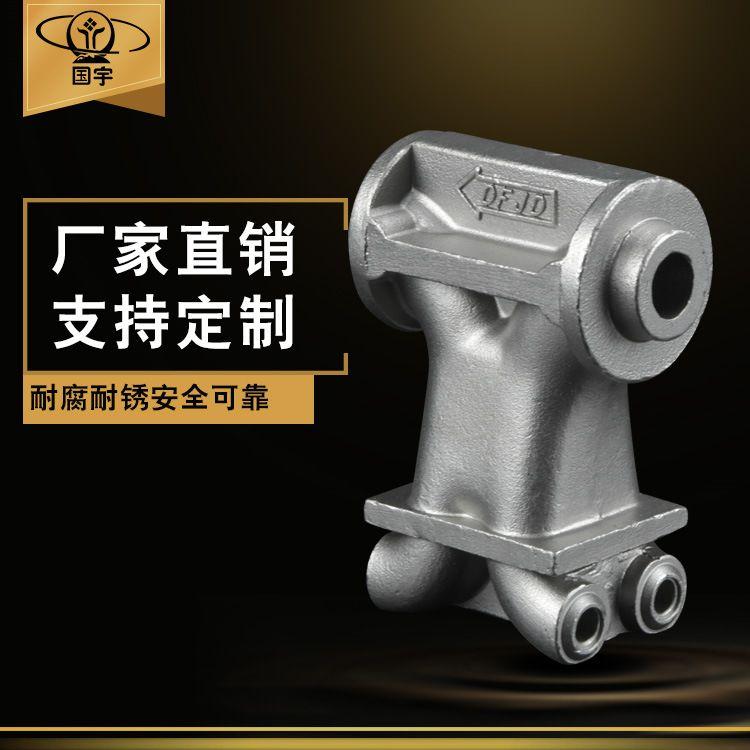 厂家精密加工浇铸产品不锈钢管件 不锈钢铸造加工 小铸件精密浇铸