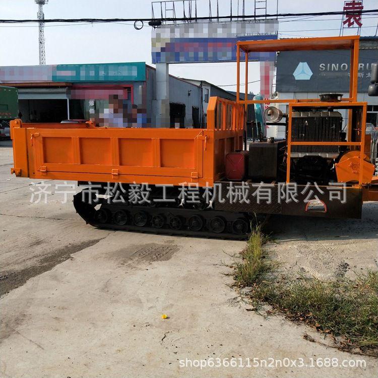 机械橡胶履带运输车山地运输车