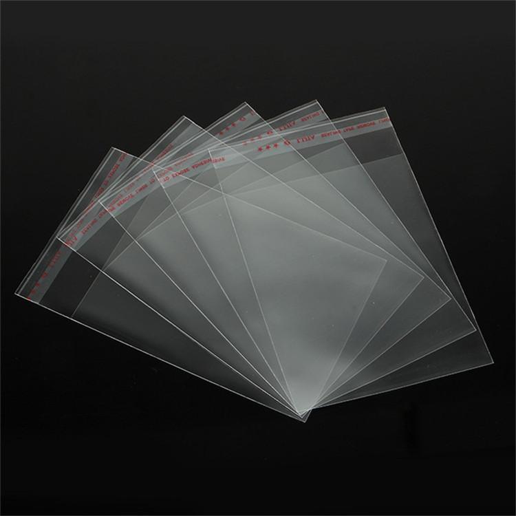 透明包装袋  饰品包装袋  透明袋  自粘袋  饰品袋  日用品包装袋