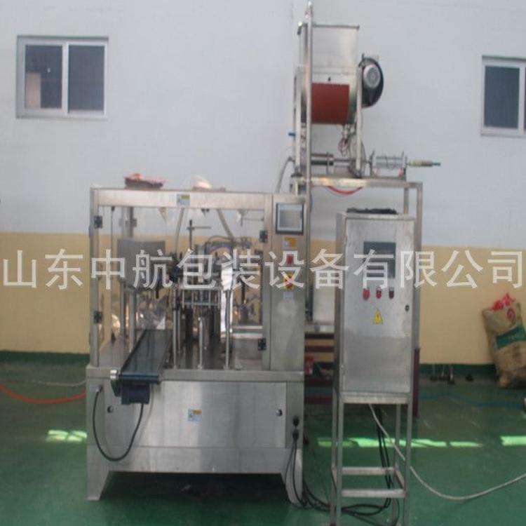 给袋式自动包装机  液体自动包装机 酱料自动包装机