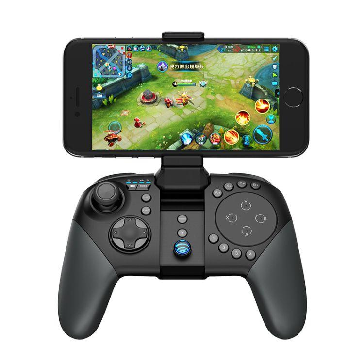 一件代发小鸡G5蓝牙游戏手柄安卓IOS吃鸡神器电视电脑无线手柄