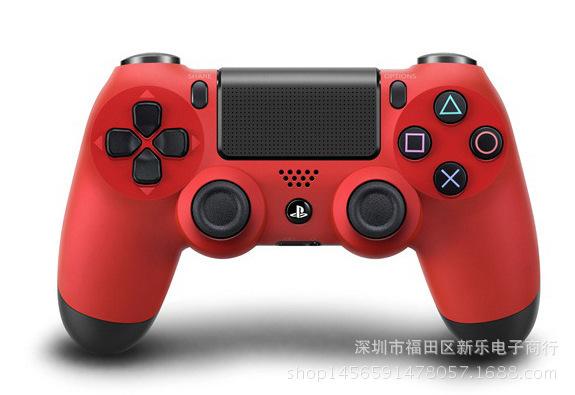 PS4无线手柄美版 PS4无线蓝牙手柄 PS4游戏手把P4游戏控制器 摇杆