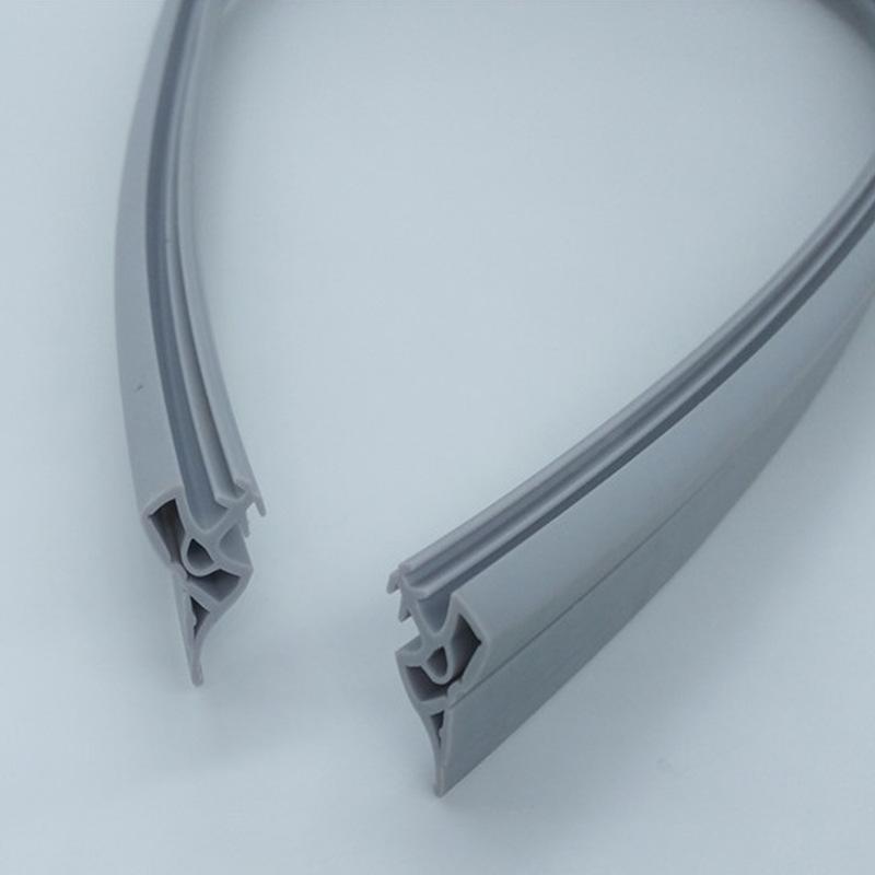 踏踏木门密封条 木门密封条 高分子化合物密封条 PVC橡胶密封条