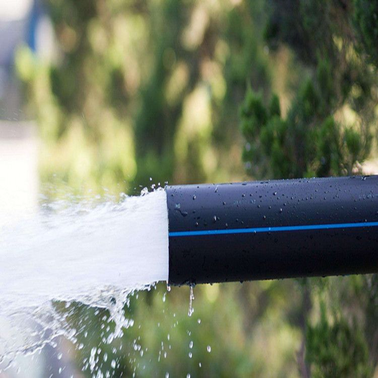 pe 给水管 pe管材 直管规格Φ75-Φ800  压力1.25Mpa 工厂直发