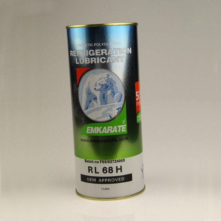 冰熊RL68H冷冻油EMKARATE冰熊冷冻油20L装大量批发