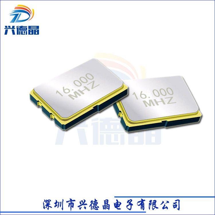 厂家直供贴片晶振2520封装无源压电晶体9PF正负10PPM 16M贴片晶振