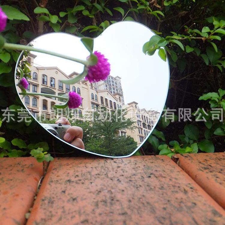 PVC吸塑片材 PVC镜片切割品牌免费拿样镜面效果好成像清晰不易碎
