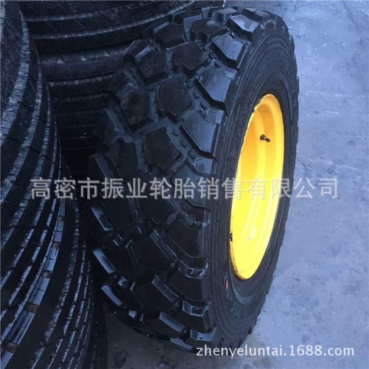 现货三角TRIANGLE 305/80R20 MPT越野卡车轮胎特种枭龙防爆车轮胎
